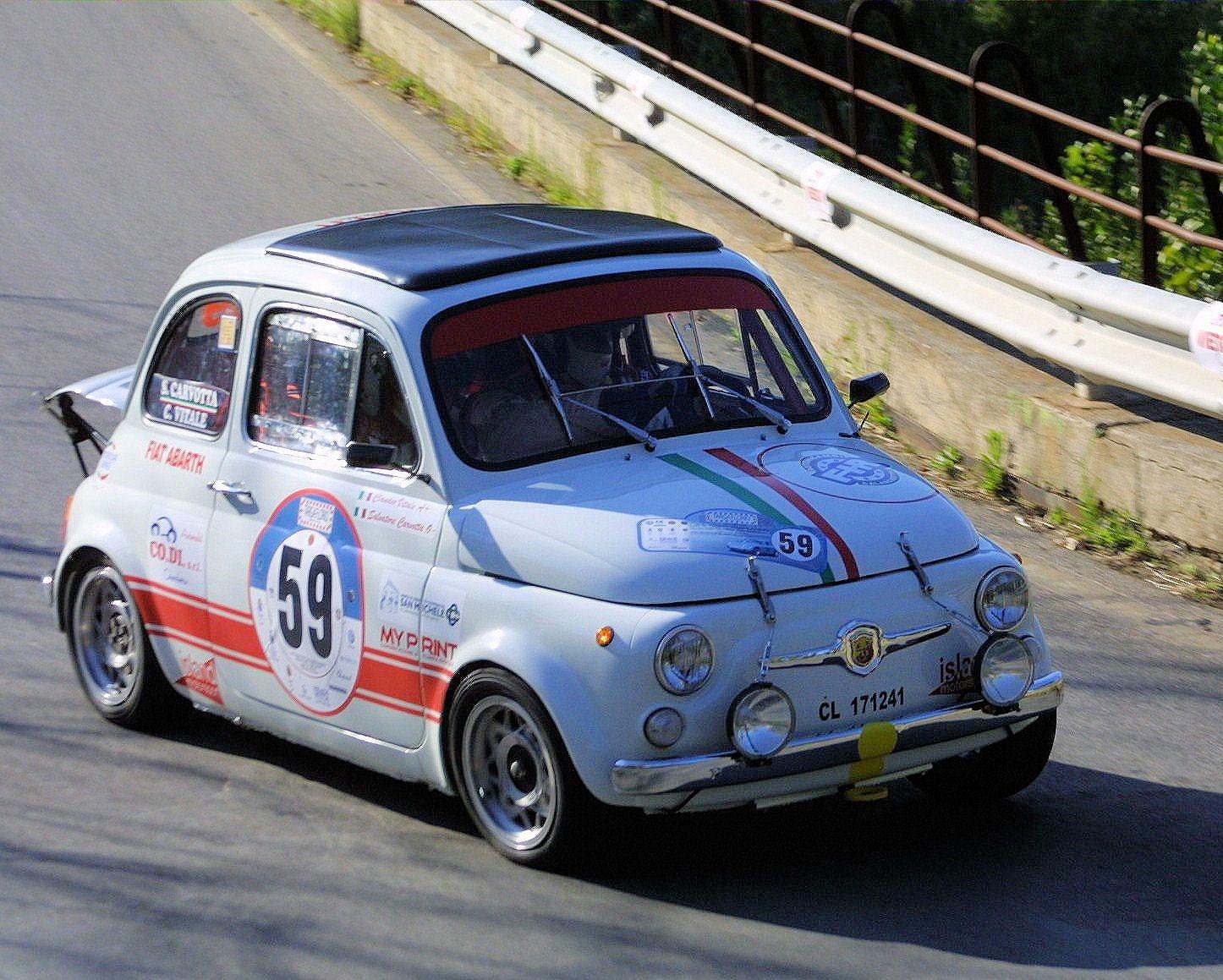 Fiat 500 Abarth Amp Giannini